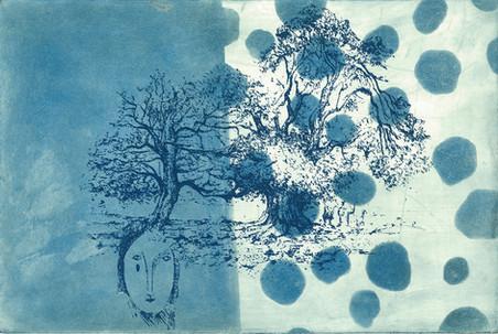 樹木の夢(水玉の物語)