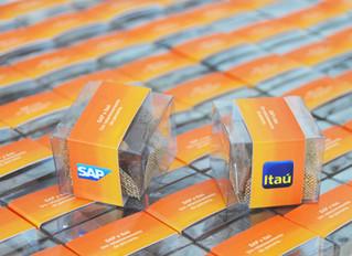 SAP e Itaú celebram parceria com nossos fudges