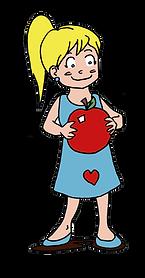 CT apples chjaracter