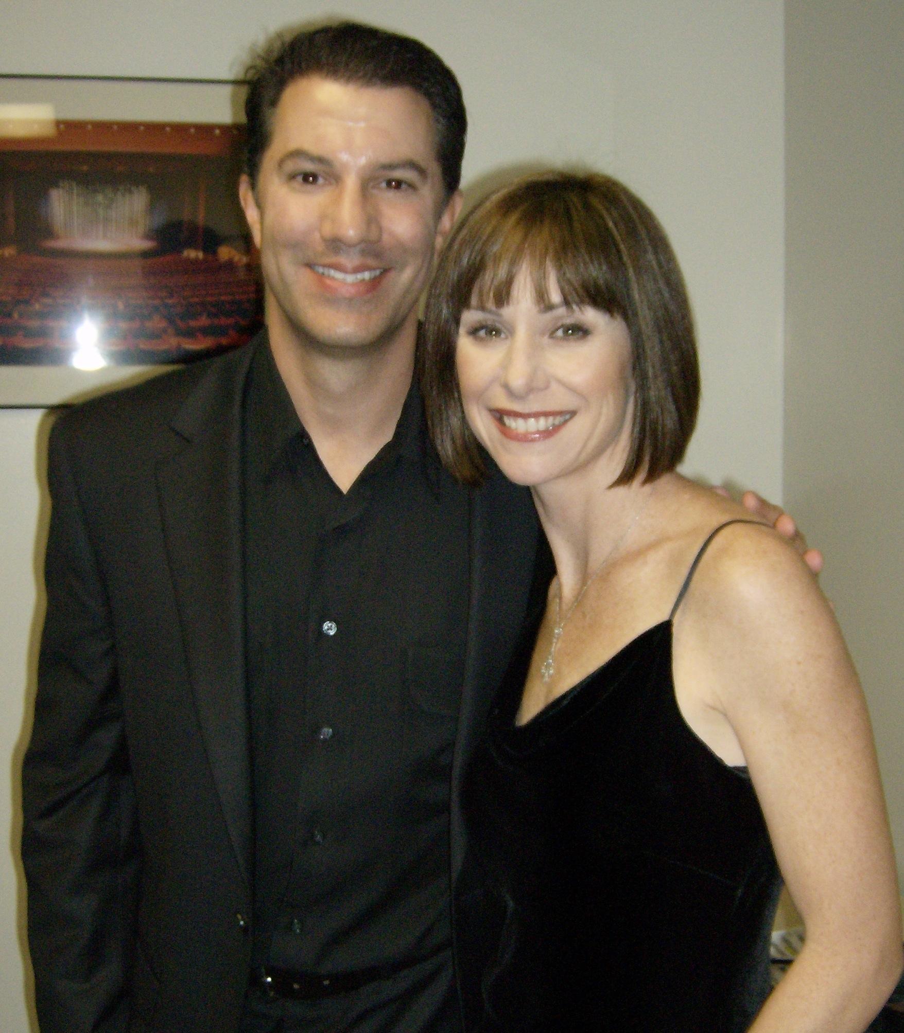 Susan & Steve _ Carpenter Center