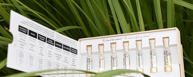 Coffret Découverte 7 parfums