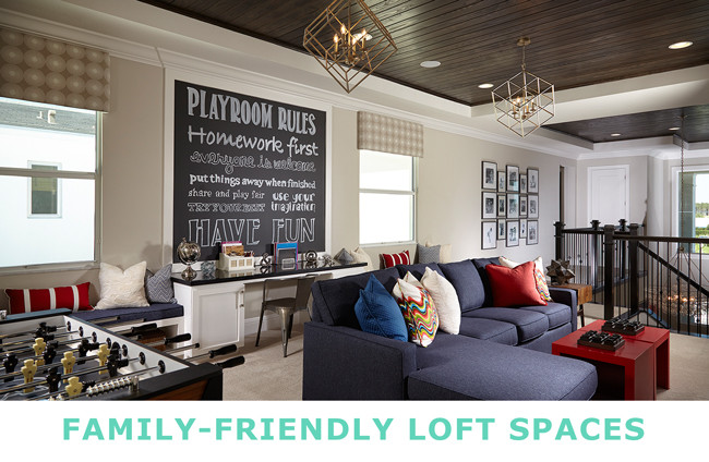 The Edge Residences At Alton Offer Spacious Loft Areas