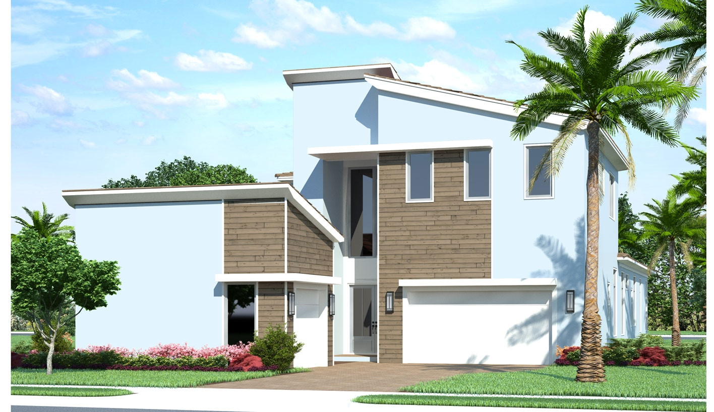 Alton New Construction Homes In Palm Beach Gardens ...
