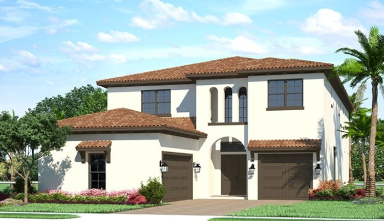 Alton New Construction Homes In Palm Beach Gardens
