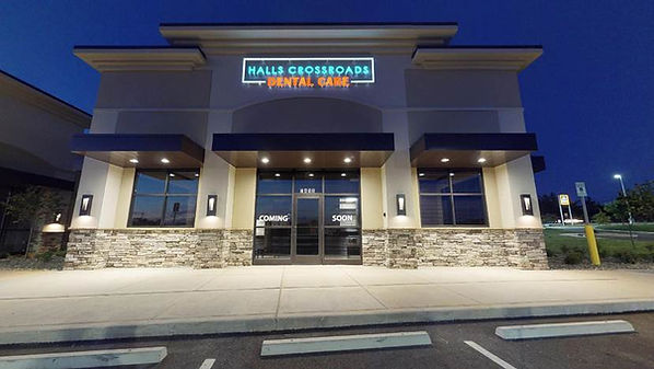 Halls Crosstoads Dental Care Knoxville T