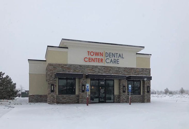 Town Center Dental Care St. Michael, MN.
