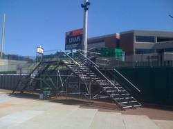 Centerfield Concert Stairway Access