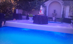 Private Party Pool Bridge 2