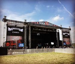 Rockfest 5040 with Facade/Video