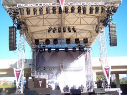 25'x35' Custom BET Awards Roof System