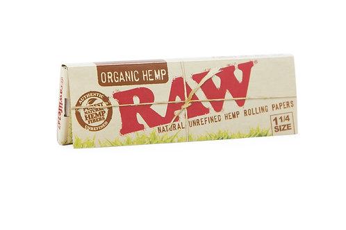 Organic Hemp Raw Papers