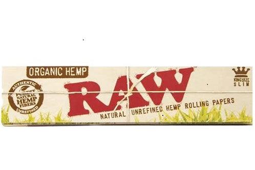 Organic Raw King Size Slim