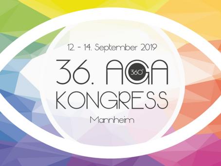 36. AGA-Kongress in Mannheim