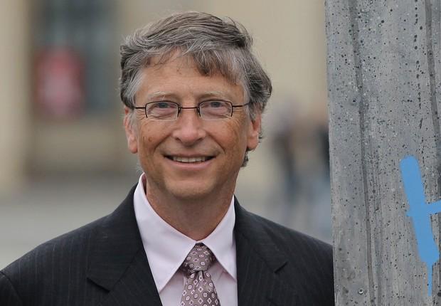 O bilionário americano Bill Gates (Foto: Sean Gallup/Getty Images)