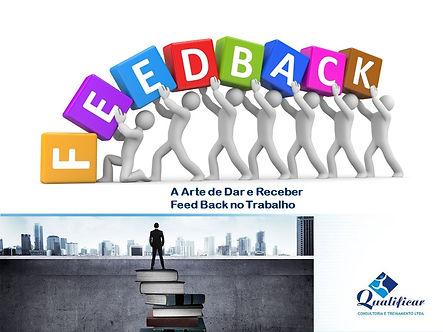 Feed Back - A Arte de dar e receber Feed