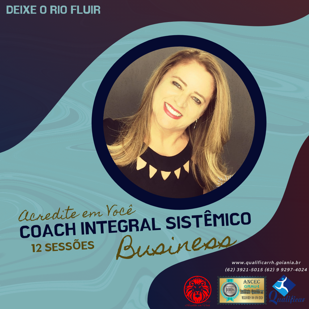 Coach Integral Sistêmico Business