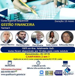 BANNER CURSO GESTÃO FINANCEIRA EAD - TUR