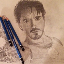 (unfinished) genius billionaire playboy philanthropist #TonyStark