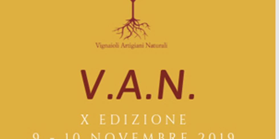VAN Wine fair