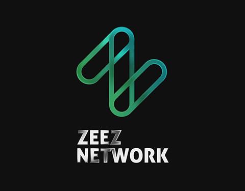 Zeez Network Logo Signature