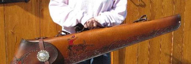 Henry Custom Cowboy Rifle Scabbard