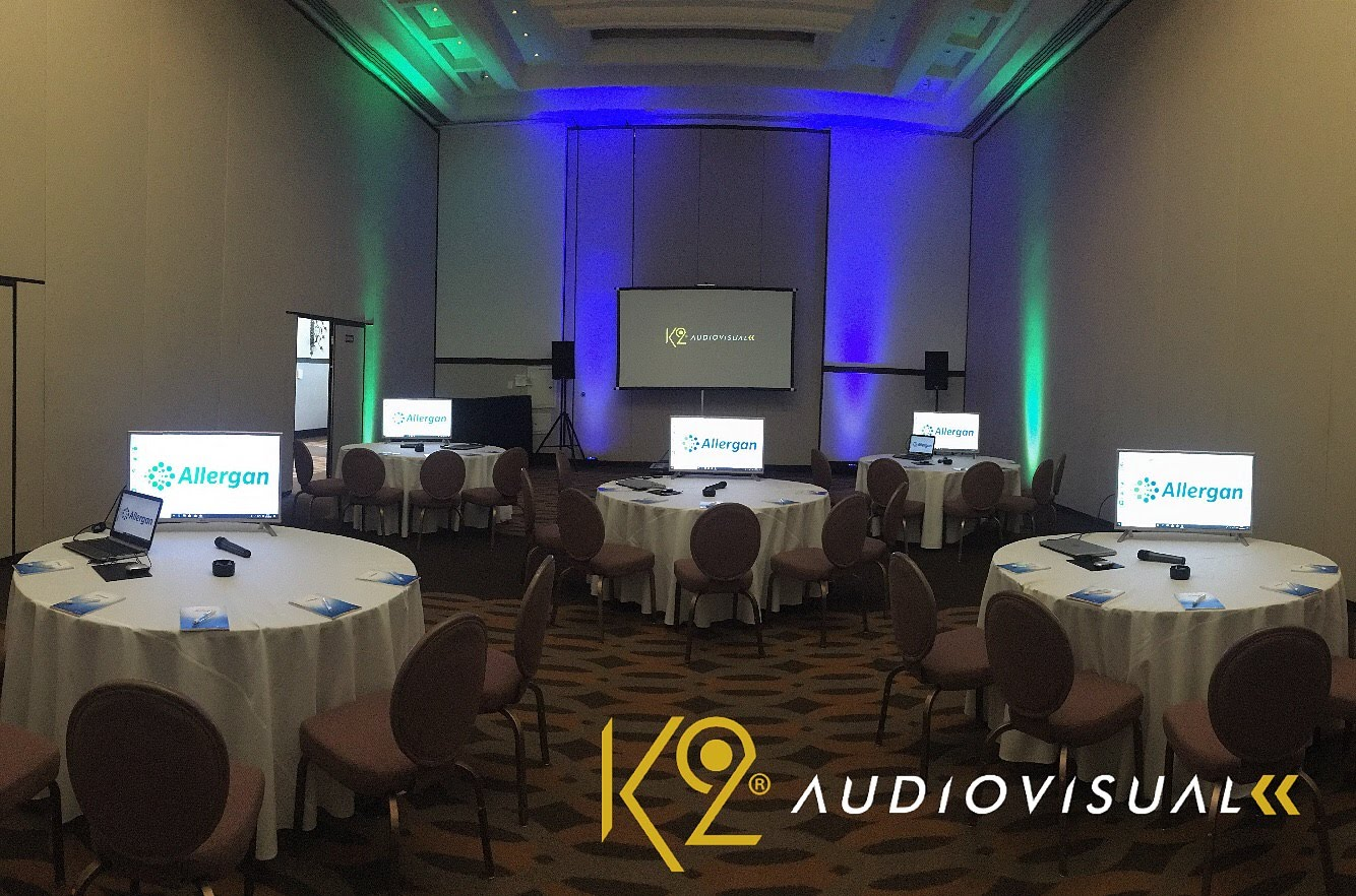 Evento K2 Audiovisual