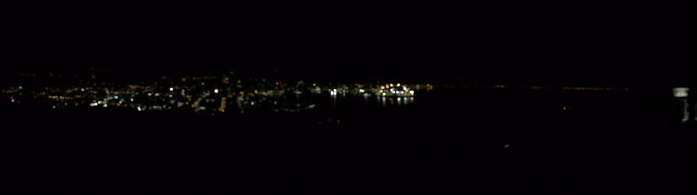 Nightscape- Auckland, NZ