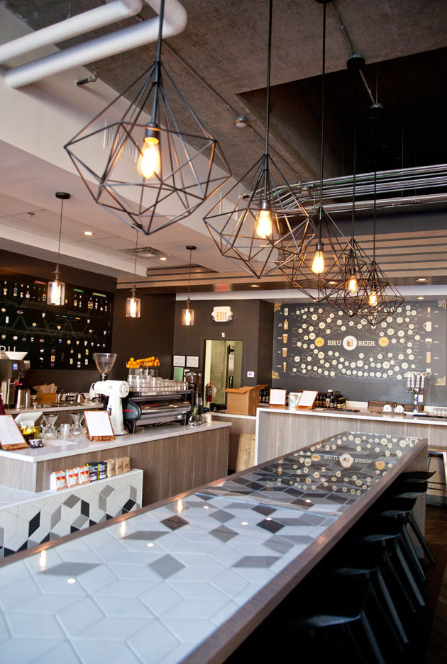 Bru Coffee House