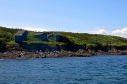 Profile of Mandarte Island