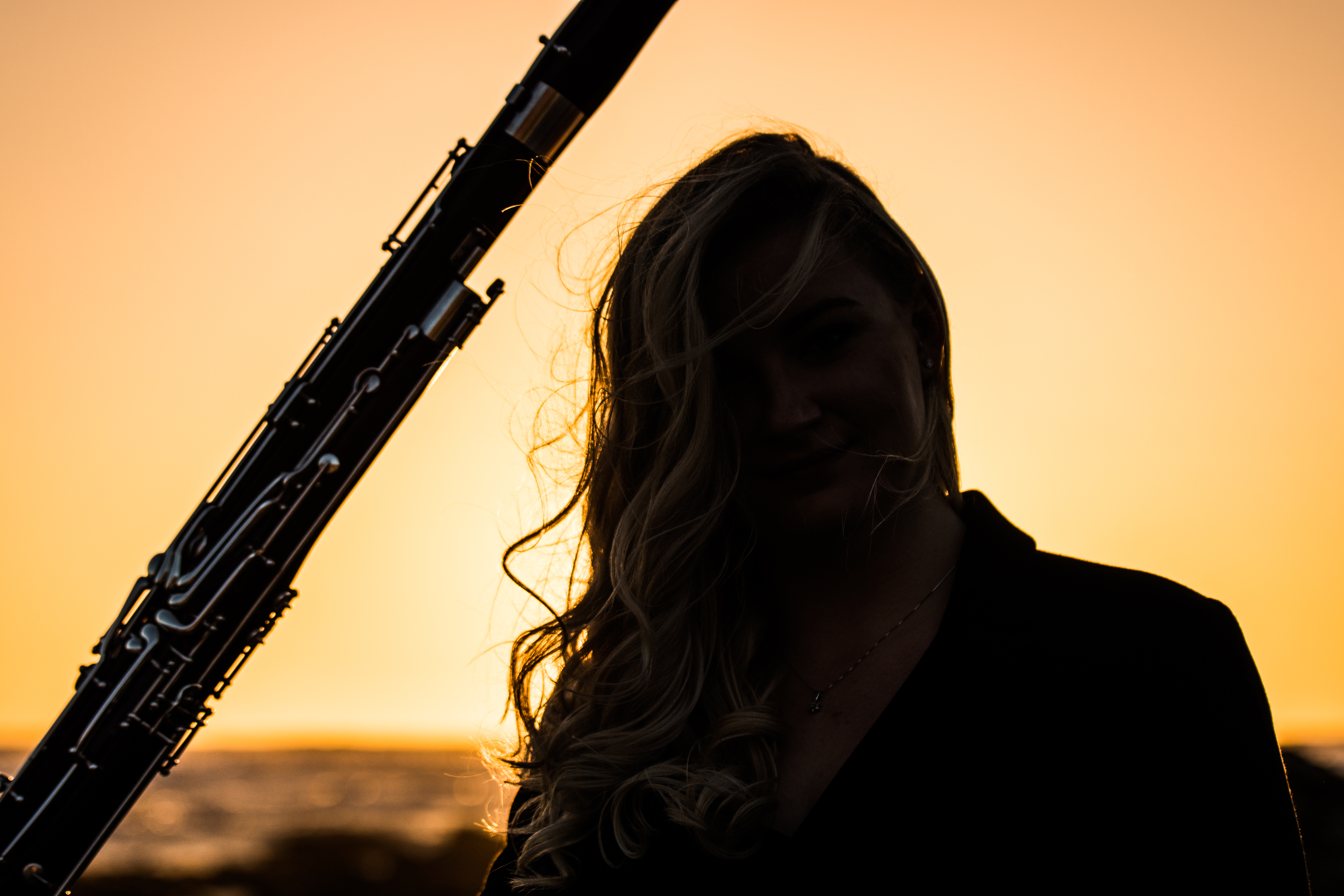 Sunset Photo shoot