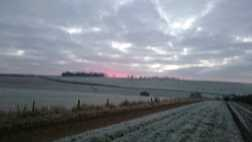 The gallops in winter