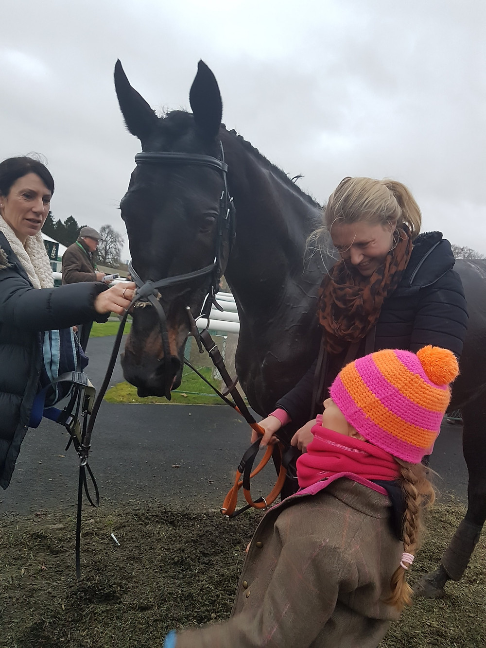 Heroes or Ghosts at Towcester