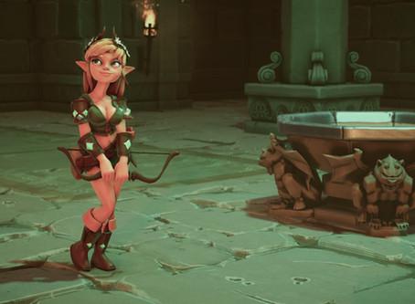 A l'aventure compagnons : L'Elfe