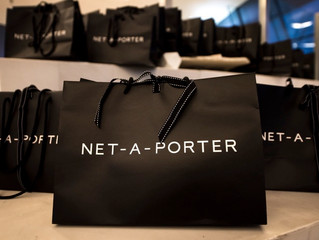 NET-A-PORTER AND A NIGHT AT THE MUSUEM