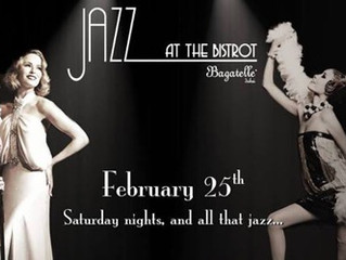 The Jazz Quarter @ Jazz at the Bistrot Bagatelle