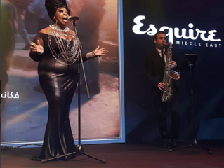 Funktronix perform at Esquire Man At His Best Awards 2016