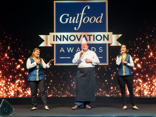 That's Amore! Singing Waiters at the Gulfood Innovation Award