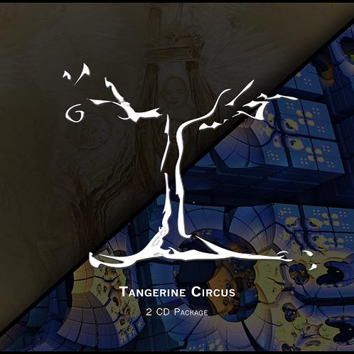 Tangerine Circus 2 CD Package (CD)