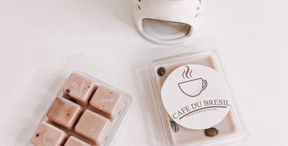 Tablette fondant parfumés CAFE...