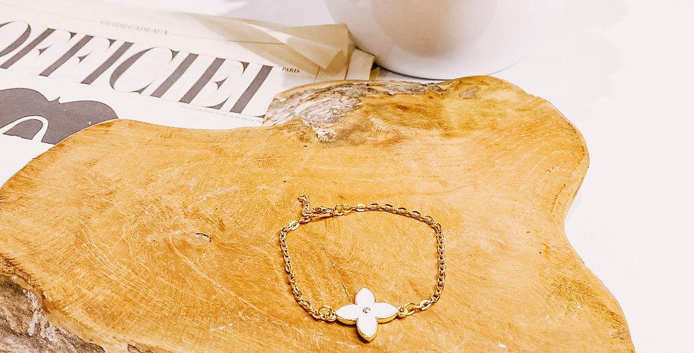 ALBANI bracelet, réglable, doré...