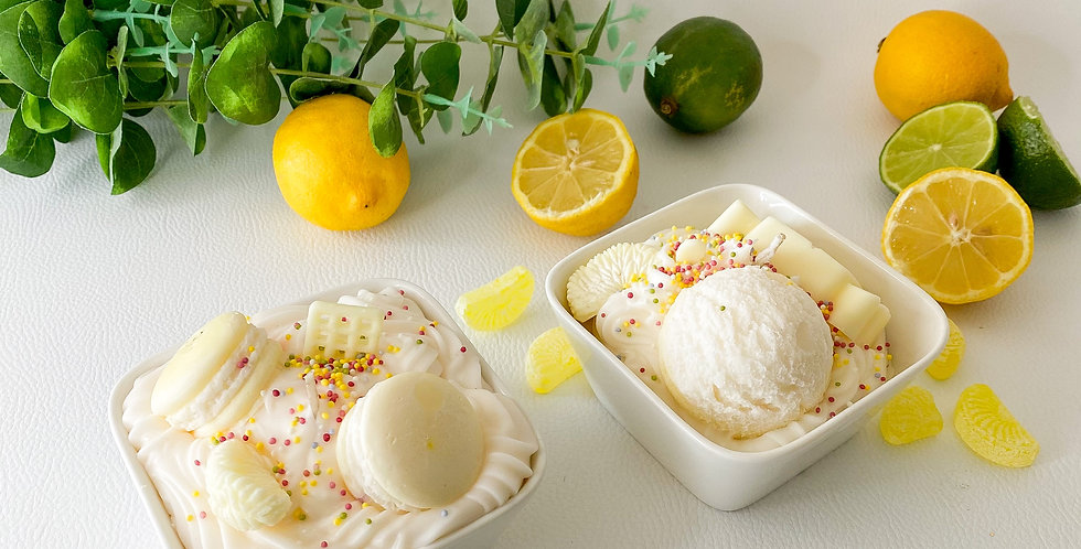 BOL GOURMAND, citron...