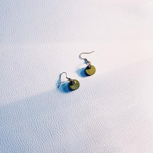 ROBYN boucles d'oreilles, doré...