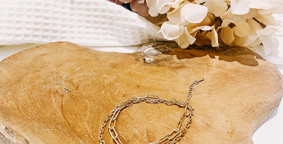 XIOMI, bracelet, réglable, doré...