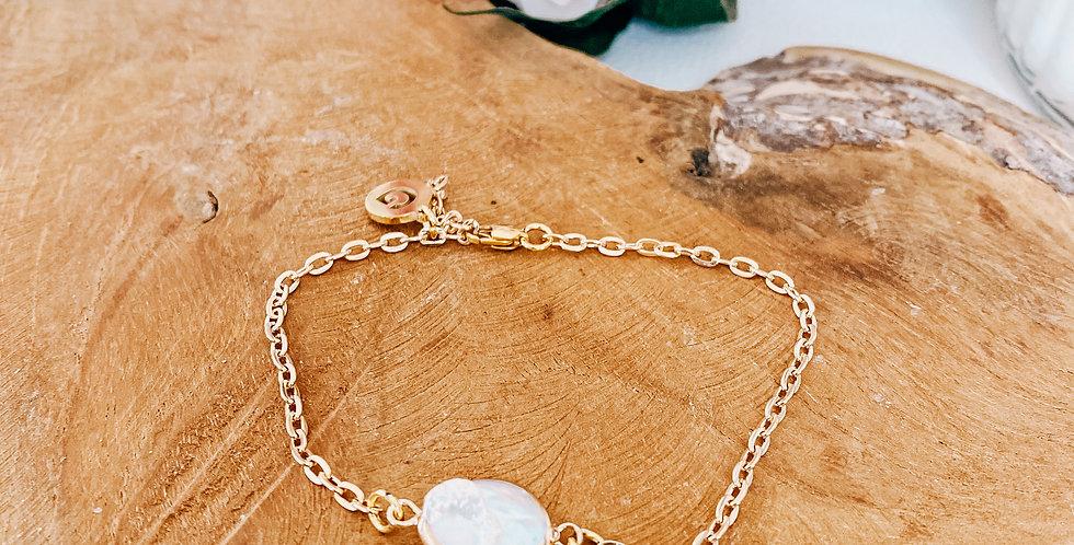 Bracelet NOEMIE, argenté ou doré...