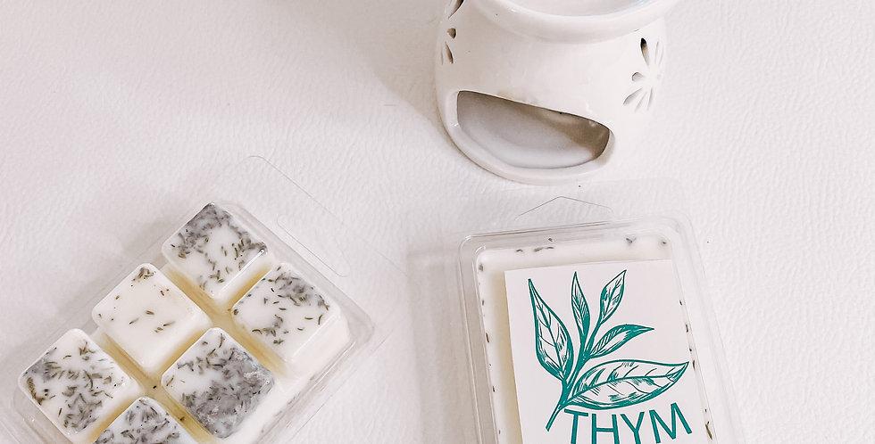 Tablette fondant parfumés THYM...