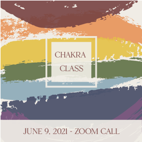 Wellness Session: CHAKRAS