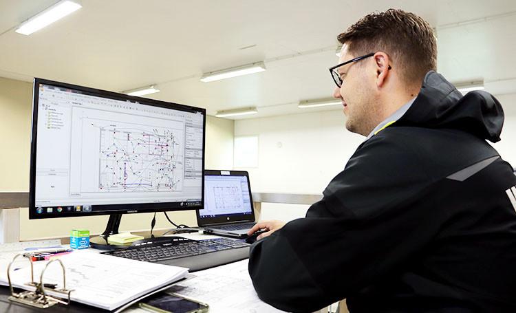 Sähkösuunnittelija on sähköalan ammattilainen