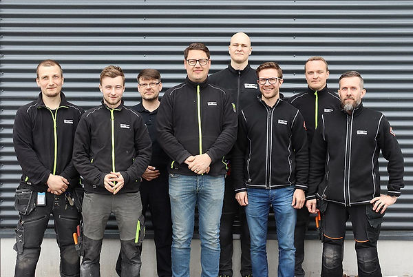 Team WellDone - sähköalan ammattilaiset