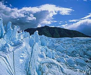 Alaska Gletscher Fotografie