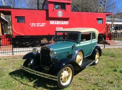 1931 A400 Convertible Sedan